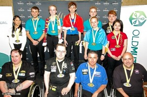 World-9-Ball-Championships-Juniors-Girls-and-Wheelchair-Medalists